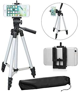 NKZ 3110 Tripod Camera Stand/Mobile Stand for TIKTOK YouTube Family Kids Picnic Video Recording