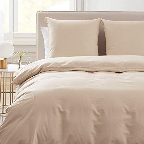 parure de lit en lin ikea