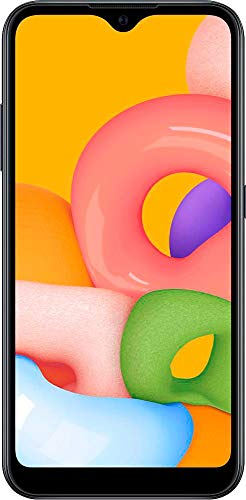 """Samsung Galaxy A01 16GB 5.7"""" Android Smartphone AT&T Prepaid"""
