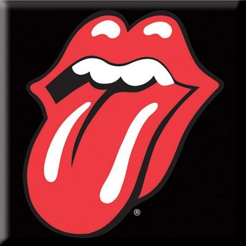 The Rolling Stones Fridge Magnet- Classi