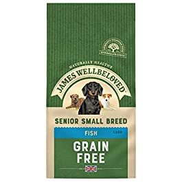 James Wellbeloved Senior Small Breed for Dog, 1.5 kg