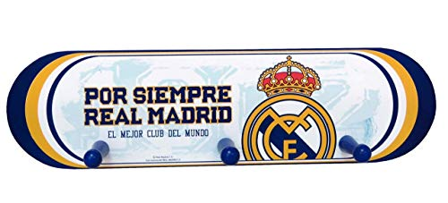 Real Madrid – wandkapstok van hout (CYP import gp-02)