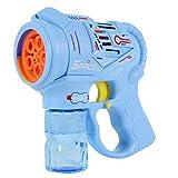 Wlabe Seifenblasenpistole für Kinder, automatische Seifenblasenmaschine, Sommerspielzeug,...