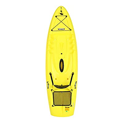 """90613 Lifetime Volt Kayak, Yellow, 101"""" by Lifetime OUTDOORS"""