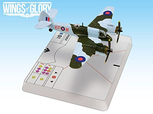 Ares Games Wings of Glory Erweiterung: davud Bristol Beaufighter Mk. VIF