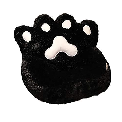 Almohada trasera de cojín Cojines del asiento - Garra transpirable Cojín juguetes de peluche lindo conejo de felpa Oficina del amortiguador de asiento de gato Inicio Inicio Materias Primas Productos t