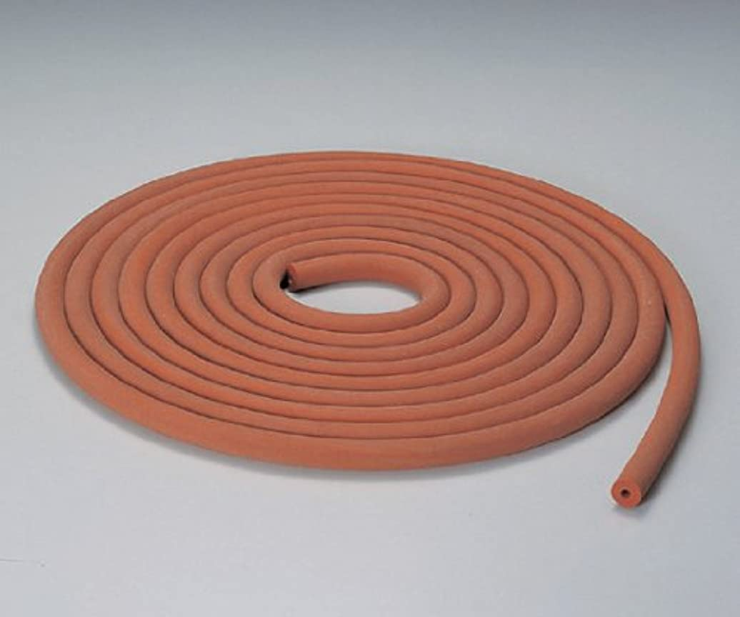 作り重量できればアズワン シリコン排気管 9×24 長さ9m
