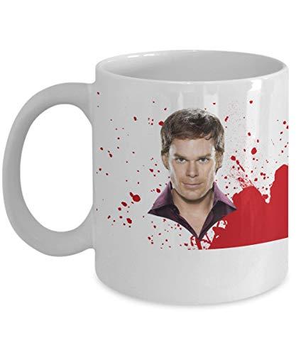 Showtime Dexter Mug (White) 11-oz -Showtime Dexter Coffee Mug -...