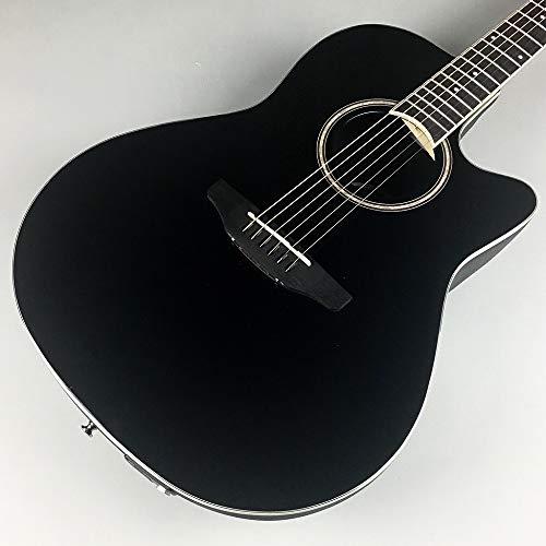 Ovation Applause E-Akustikgitarre AB24II-5 mid Cutaway black