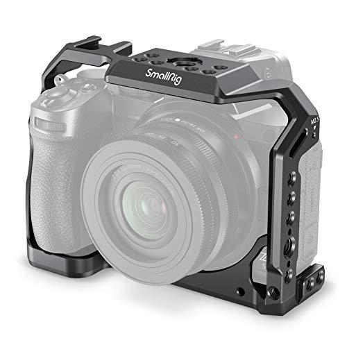 SmallRig Nikon Z5/Z6/Z7/Z6 II/Z7 II カメラ用ケージ-2972
