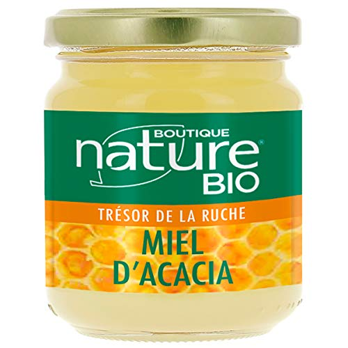 Boutique Nature - Miel d'acacia bio, 250 g