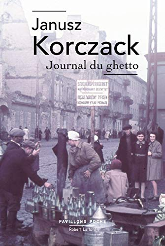 Journal du ghetto - Pavillons poche NE
