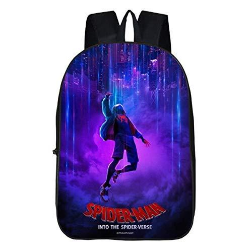 Peter Benjamin Parker Backpack, Adjustable Shoulder Strap, Loose and Comfortable Backpack, High Capacity (ZZ 6, Kindergarten)