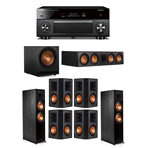 Buy Bargain Klipsch 7.1.2 System - 2 RP-8060FA Speakers,1 RP-504C,4 RP-502S Speakers,1 SPL-120,1 RX-...