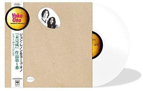 Lennon, John / Ono, Yoko: Unfinished Music No 1: Two Virgins [Vinyl LP] (Vinyl)