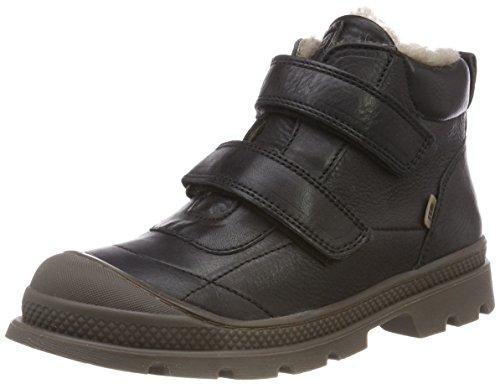 Bisgaard Unisex-Kinder 60325218 Hohe Sneaker, Schwarz (204 Black), 31 EU