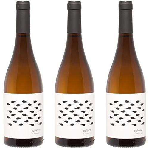 Cullerot Vino blanco - 3 botellas x 750ml - total: 2250 ml