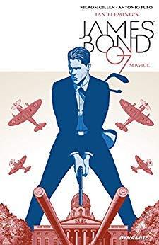 James Bond: Service - Book  of the James Bond Dynamite Entertainment