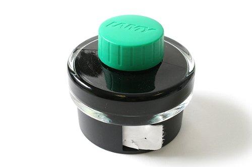 LAMY T52 Fountain Pen Bottled Ink, 50 ml, Green Ink (LT52GR)