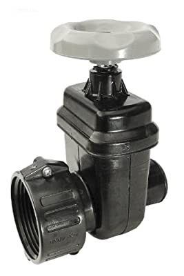 Waterway Gate Valve With 1-1/2 Connection - WV001H by Waterway