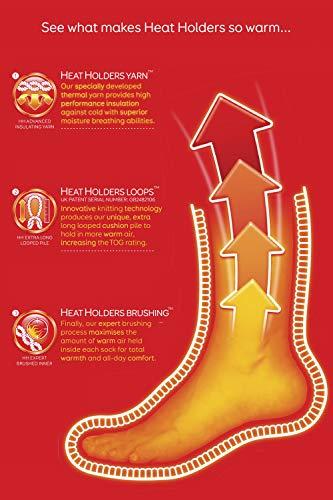 buy  Heat Holders Thermal Socks, Men's Original, ... Active