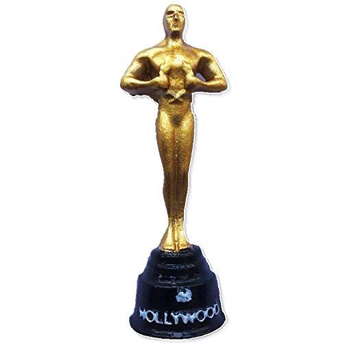 Hollywood Los Angeles California Amérique Résine 3d solide Aimant de réfrigérateur souvenir Tourist Cadeau chinois Aimant fabriquée à la main Craft Creative Maison et décoration de cuisine m