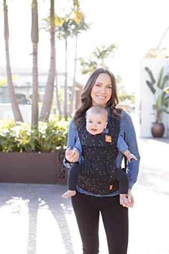 Tula explore TBCA6G59 Discover - Portabebés ergonómico y ajustable con posición frontal Hacia Fuera Diseñado para Crecer con Tu bebé de 3, 2 a 20, 4 kg sin necesidad de un cojín bebé