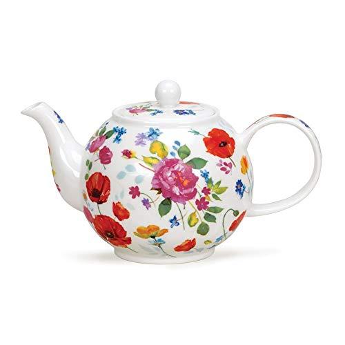 Dunoon Teekanne für 2 Tassen, Knochenporzellan