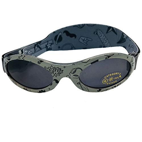Gafas de sol para bebé Bubzee Baby Banz – por Banz 100% protección UV, protección solar para bebés y niños