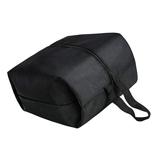 zinnor Portable CPAP Cleaner Machine Bag Durable Equipment Storage Bag Black