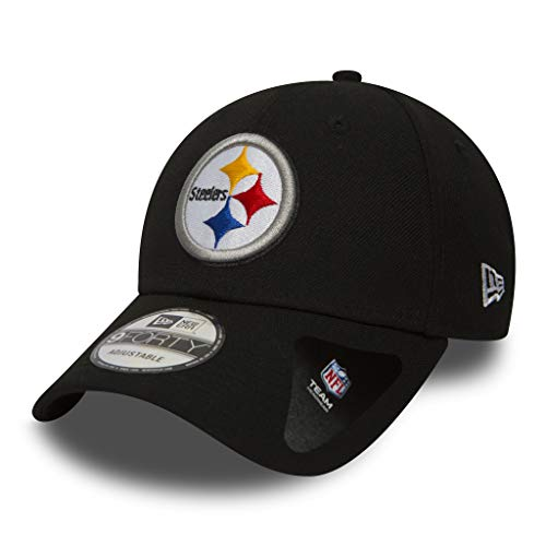 New Era NFL American Football Collection Pittsburgh Steelers NFL Teamsport National Football League 9Forty Adjustable