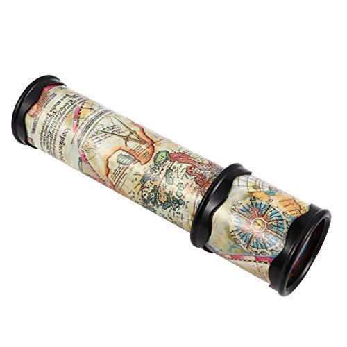 NUOBESTY Kaleidoskop Spielzeug Spiegel Linse Kaleidoskop Erziehungswissenschaft Entwicklungsspielzeug Kinder Erwachsene Party Gefälligkeiten