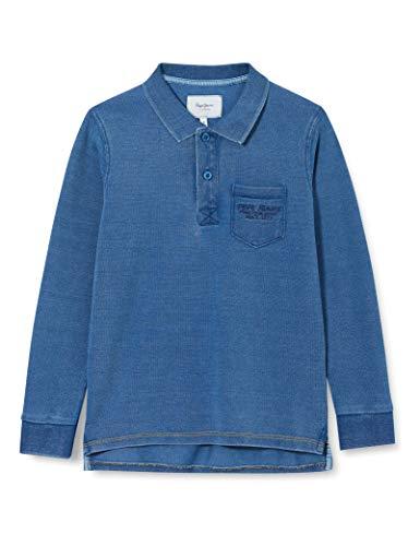 Pepe Jeans Jungen Hemd Indi, 561, 10