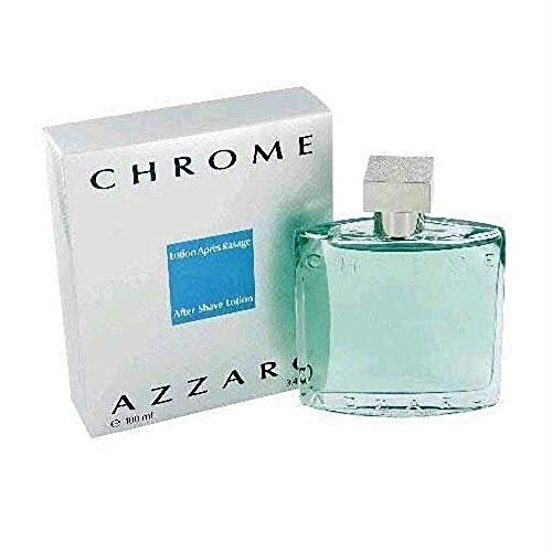 NEW Azzaro Chrome Aftershave Balm 100ML - Azzaro