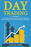 DAY TRADING: A Complete Guide On Day Trading With The Most Effective Methods And Tools For Absolute Beginners (English Edition)