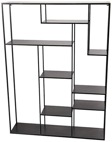 Amadeus Bibliothèque en métal Multi Niveaux 150 cm
