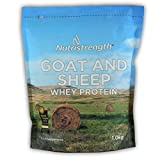 Goat & Sheep Whey Protein 1kg Unflavoured