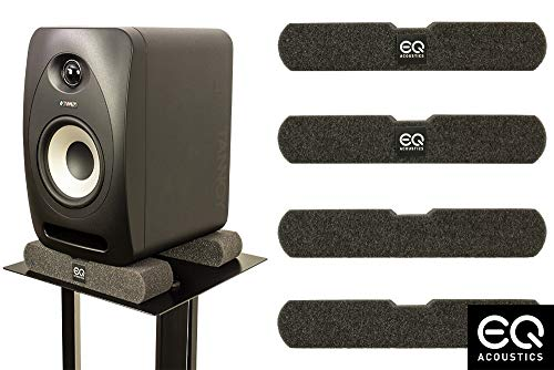 Speaker Isolation Pads. Studio Monitor Upgrade Kit for Music Producers and...
