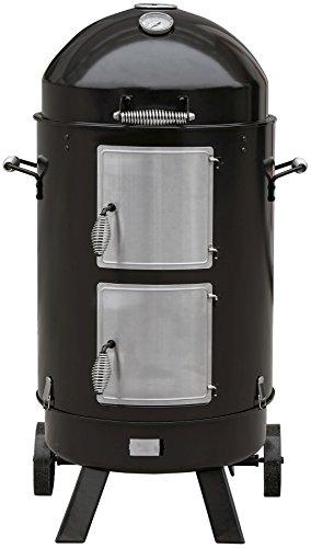 Fuego Vertikalsmoker Holzkohlegrill STAUNTON von El Kombigrill, Räuchergrill, Smoker, Grill, BBQ, Barbecue, AY 529