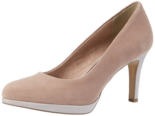 Tamaris Damen 22428 Pumps, Pink (Old Rose 558), 39 EU