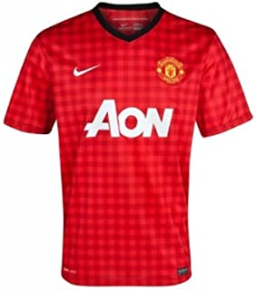 Manchester United Home 2012-13 YOUTH Soccer Jersey
