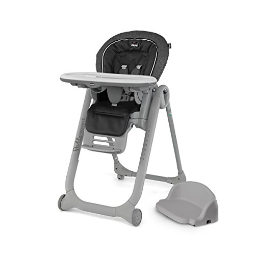 Chicco Polly Progress 5-in-1 Highchair, Mineral