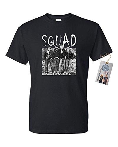 Golden Girls Squad Gang TV Show Men's Tee, S to 3XL