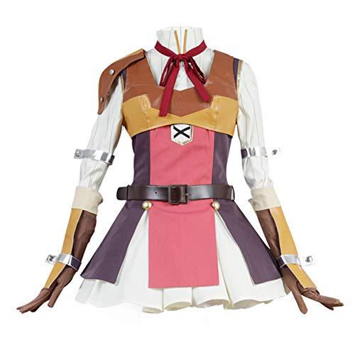 COSEASY Cosasy Raphtalia Vestido Cosplay Disfraz de Halloween Juego de rol Uniforme Conjunto Completo