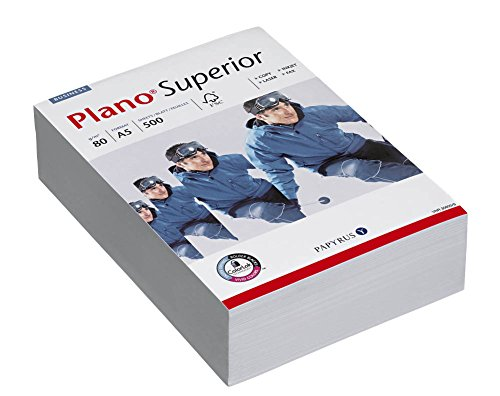 Plano Kopierpapier Superior A5 80 g/qm 500 Blatt