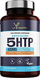 ✔ WHY OUR ADVANCED HIGH STRENGTH VEGAN 5HTP FOOD SUPPLEMENT? – You will not find another supplement on the market with the unique blend of 400mg of Natural Griffonia Seed Extract, Chamomile and the brilliant L-Tryptophan. The perfect combination, str...