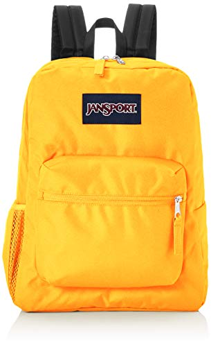 JanSport Cross Town Spectra Yellow One Size