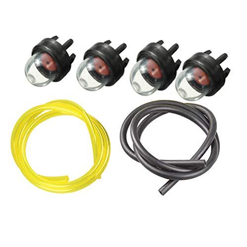 Yardwe 4 Primerbirnen und 2 Kraftstoffleitungen eingestellt