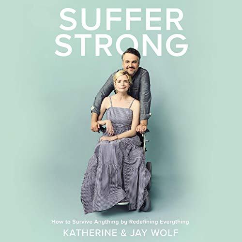 Suffer Strong audiobook cover art