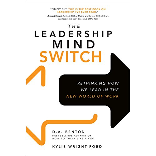 The Leadership Mind Switch audiobook cover art